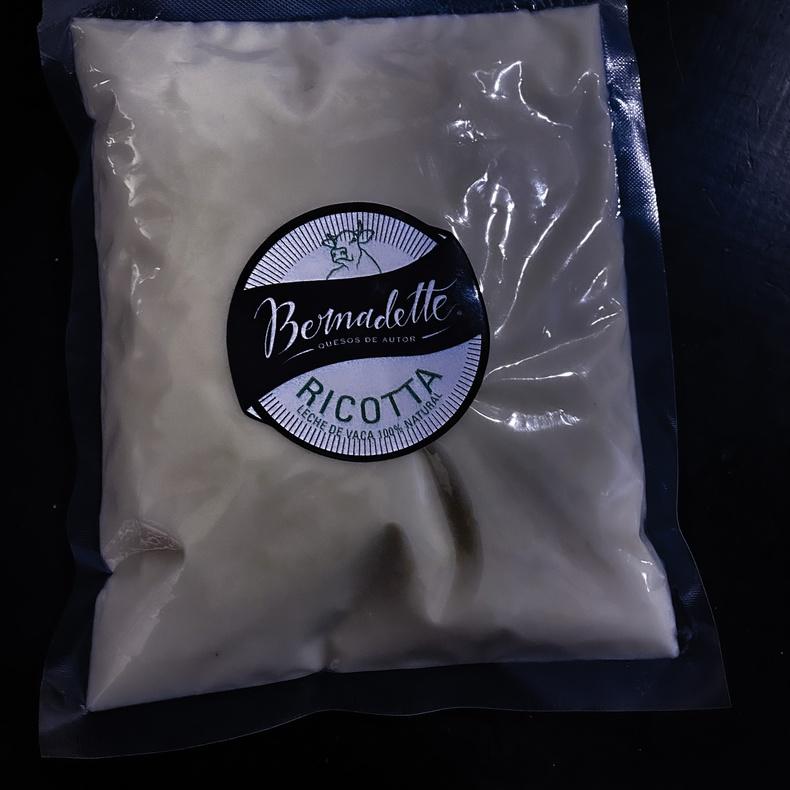 Queso Ricota Bernadette 150 gr