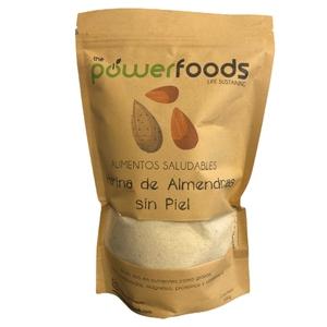 Harina de Almendras sin Piel 500gr (Powerfoods)