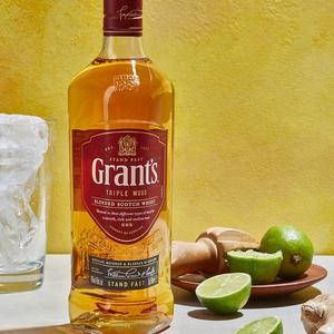 Whisky Grant´s Triple Wood 750 ml