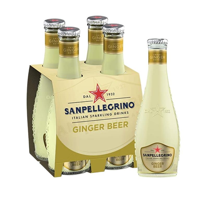 Agua Sanpellegrino Tonica Ginger Beer (Premium Brands)
