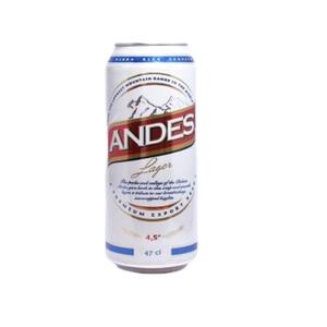 Cerveza Andes Lata 470Ml (CCU)