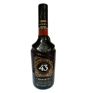 Licor 43 Cafe- Baristo 700 cc 31° (PB)