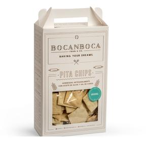 Galleta Bocanboca Original (B&B)