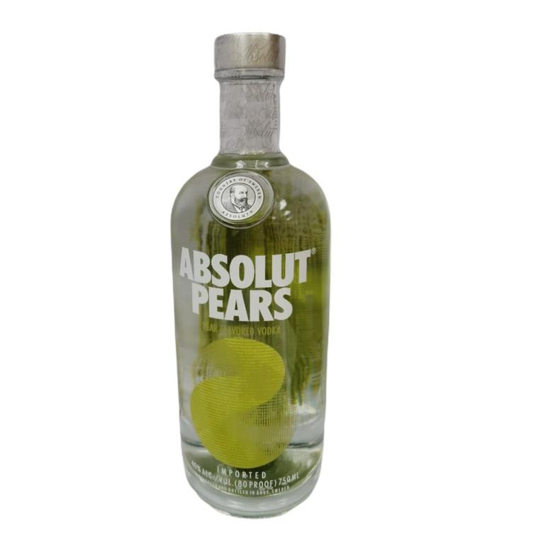 Vodka Absolut Pears 40 GL 750 cc. (Pisquera CCU )