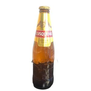 Cerveza Cusqueña Lager. Botella (Cusqueña )
