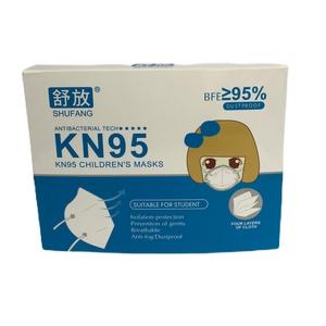 Pack Mascarilla Niños K-95 10 U°