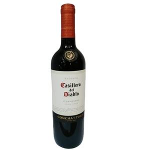 Vino Reserva Casillero del Diablo Carmenere 750 Ml (Peumo)