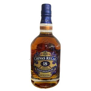 Whisky Chivas Regal 40° 18 Años 750cc (Portugal)