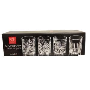 Set 4 Vasos Mixology Whisky (Wine House)