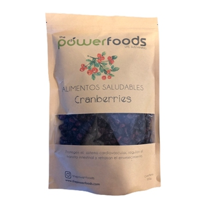 Cranberry 500Gr (Powerfoods)