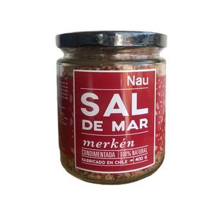 Sal de mar Merken 400 gr (nau)