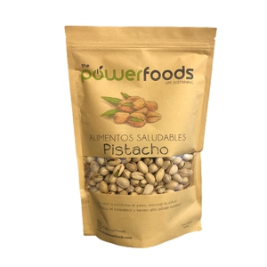 Pistacho 500 Gr (Powerfoods)