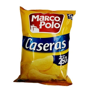 Papas Caseras 250 Gr Marcopolo
