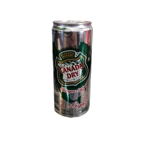 Canada dry lata light 310ML