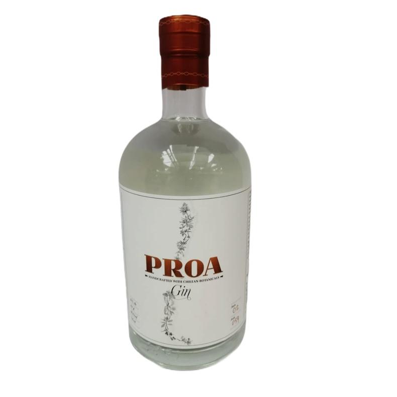 Gin Proa 750Ml