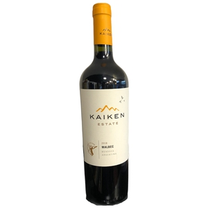 Vino Kaiken Malbec Reserva 2013 (PD)