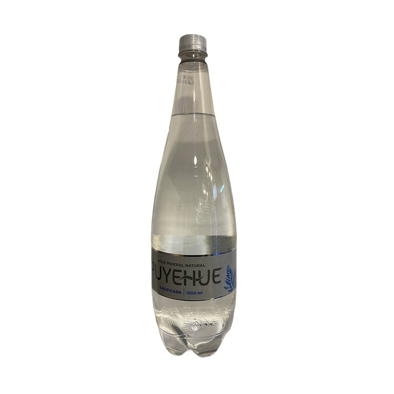 Agua Puyehue Con gas 1,5 Lts