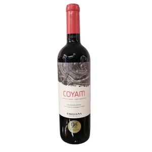 Vino Organico Coyam 2012 Blend. (Peumo)