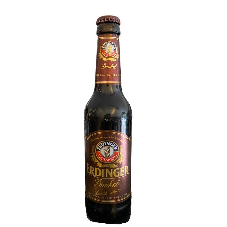 Cerveza Erdinger Dunkel