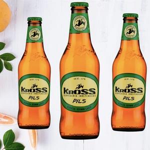Cerveza Kross Pils Lager 330 cc