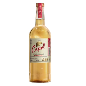 Pisco Capel Especial doble dest. 35° 750Ml