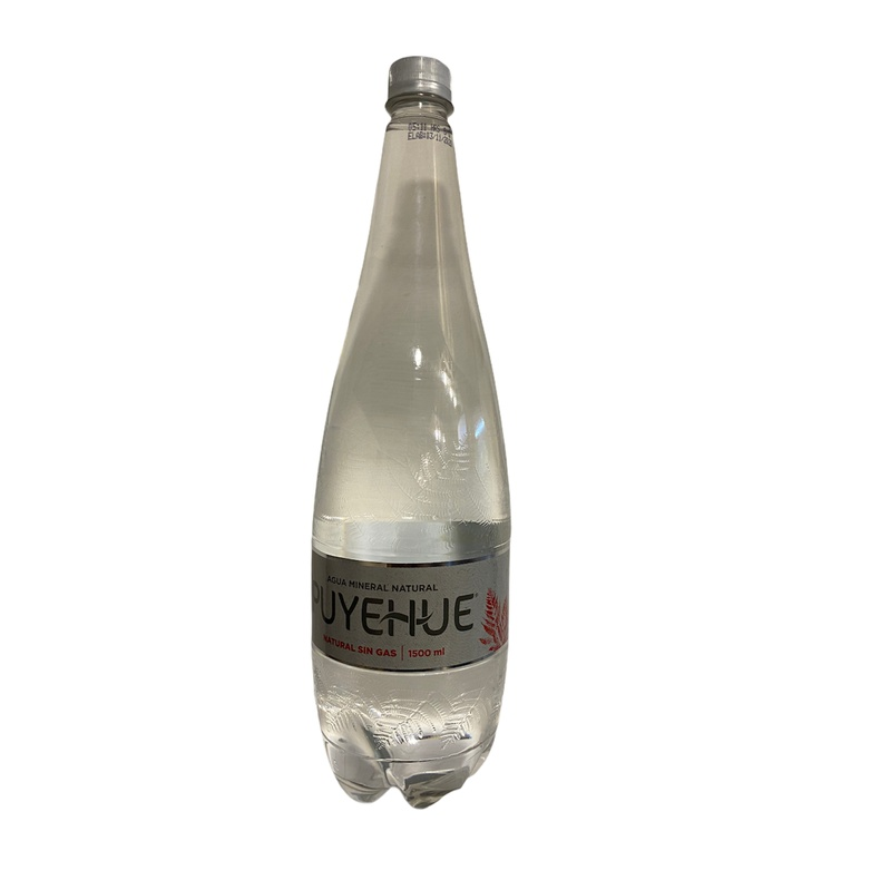 Agua Puyehue Sin Gas 1.5 Lts