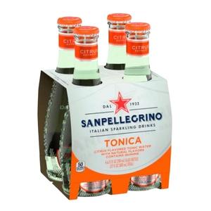 Agua Sanpellegrino Tonica Citrus (Premium Brands)