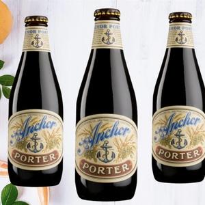 Cerveza Anchor Porter Bot 355CC