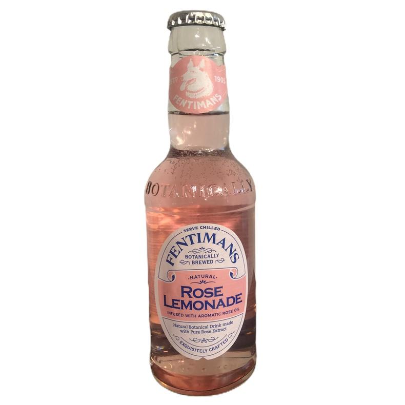 Fentimans Rose Lemonade 200ml (DESA)