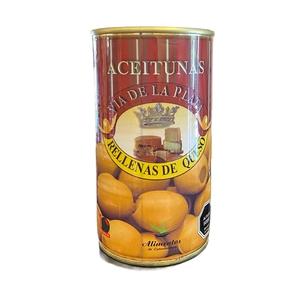 Aceituna Oro Verde Queso 350 gr