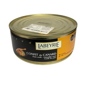 Confit de Canard Labeyrie 2 muslos 460gr (fromagerie)