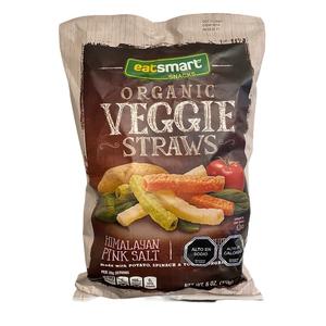 Veggie Straws Organic 170 gr