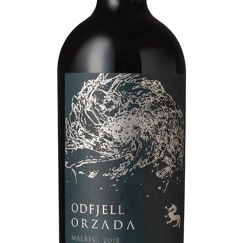 Vino Odfjell Orzada Malbec