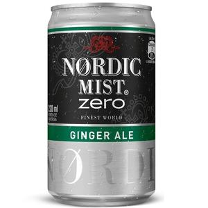 Nordic Mist Zero Ginger Ale lat 220 cc