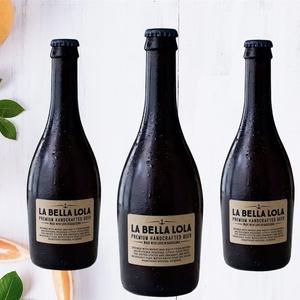 Cerveza La Bella Lola Bot. 330 cc