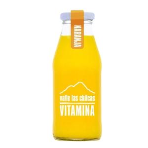 Jugo Vitamina Naranja 250cc (Babar)