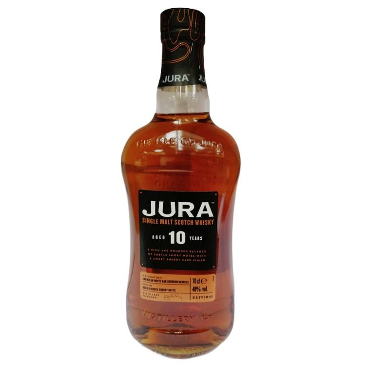Whisky JURA 10YO 700 ml