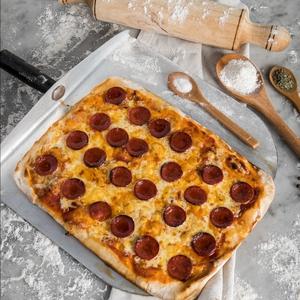 Pizza Artesanal Pepperoni (Patache)