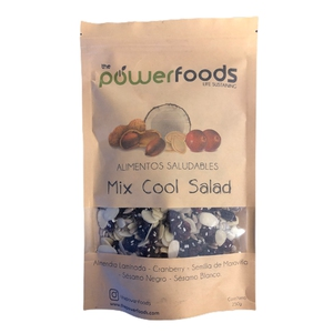 Mix Cool Salad 250 Gr (Powerfoods)