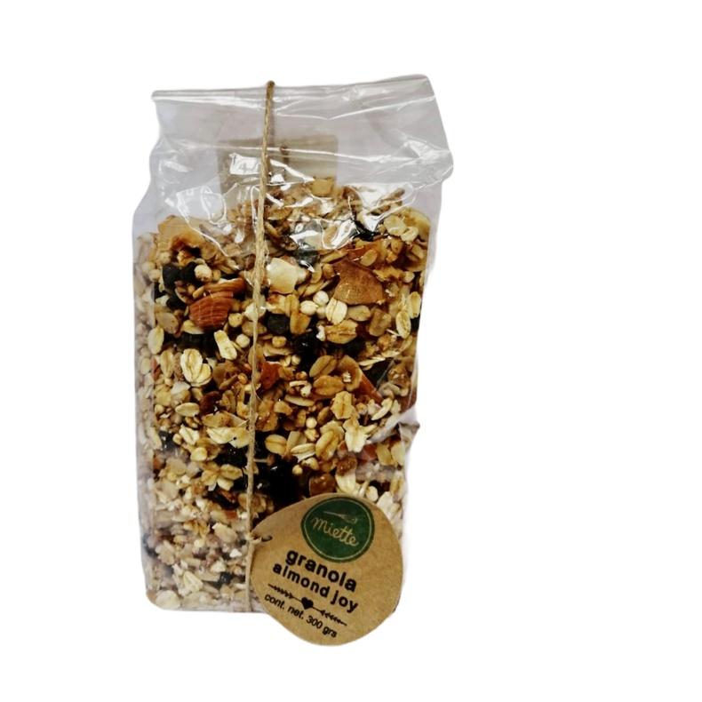 Granola Almond Joy 300Gr (Happy Food)