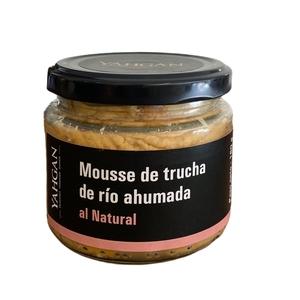 Mousse de Trucha de Rio Ahum. Nat. 180gr (Yahgan