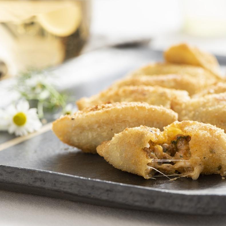 Empanaditas Chorizo de Campo (Positano)