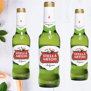 Cerveza Stella Art Botella 330 cc