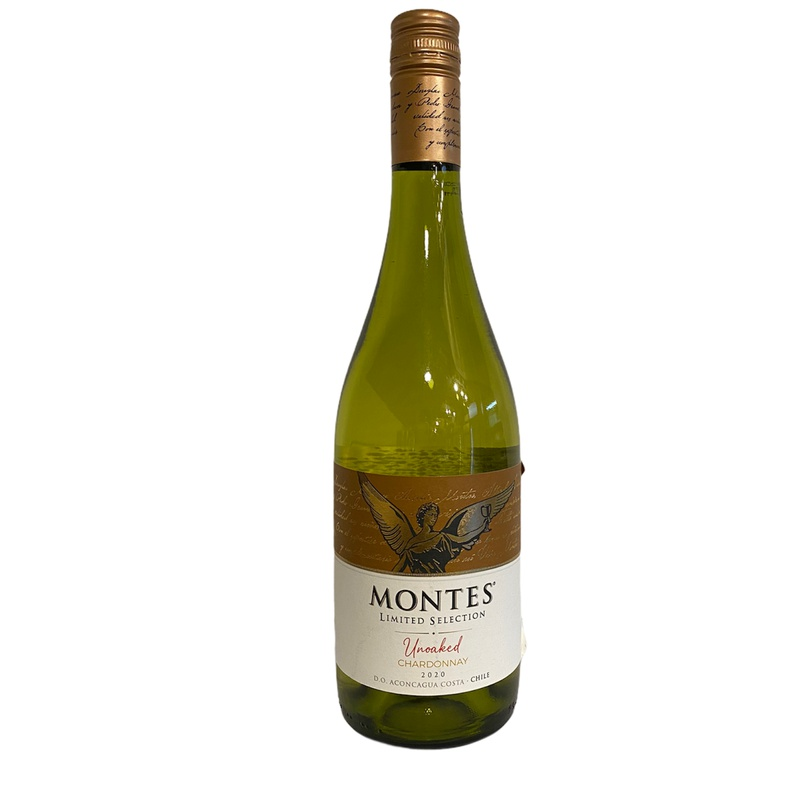 Vino Montes Limited Selection Chadonnay Unoaked (Premkium Brands)