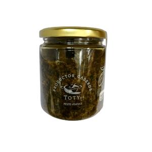 Pesto Albahaca 400 Grs (TOTY)