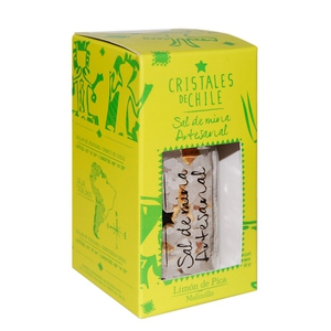 Molinillo Surtido Limon de Pica (Criistales de chile)