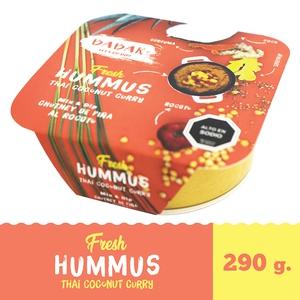 Babar Hummus Thai Curry 290gr