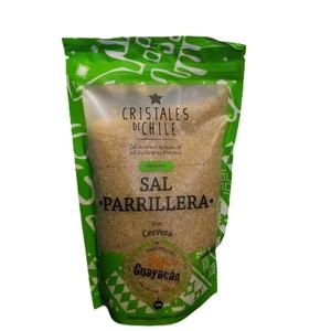 Sal Parrillera Cerveza (Cristales De Chile)