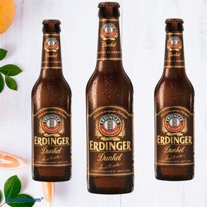 Cerveza Erdinger Dunkel 330 cc