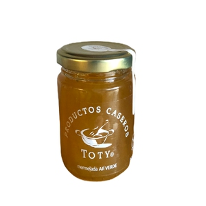 Mermelada Aji Verde con Tagatosa 150gr (Toty)